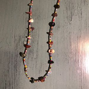 Jewelry - Beaded stone handcrafted necklace from guatemala